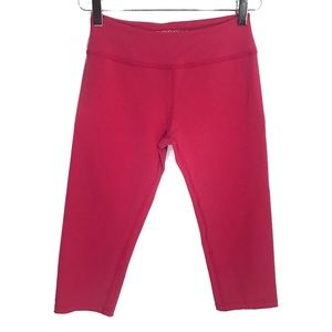 Beyond Yoga Pink Size XS Capri Legging / Yoga Pant